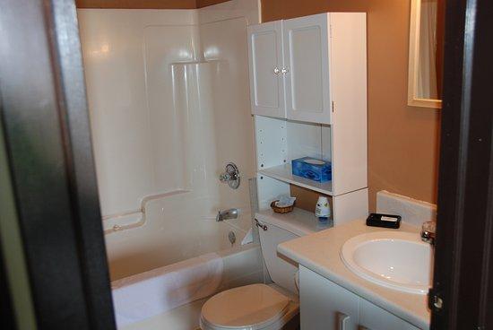 Charlo, Canada : Bathroom standard cottage