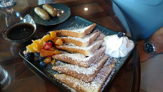 Bluff, UT: French Toast