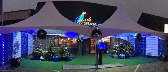 Le Marine aux couleurs des fêtes - Picture of Le Marine, Ans ... ef14050e5ac