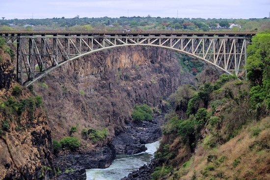 Victoria Falls, Zambia: Zam Side
