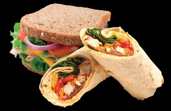 paninis sandwichs amp wraps