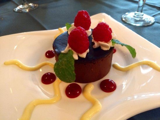 Pomme Restaurant: Chocolate Marquise