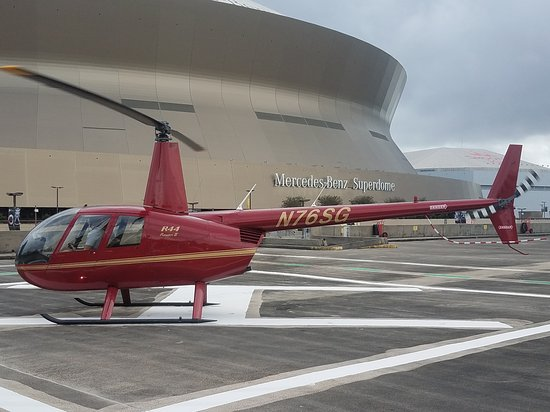 ‪New Orleans Helicopter Tours‬