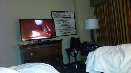 40 Inch Bedroom Tv Picture Of Wyndham Dallas Suites Park Central