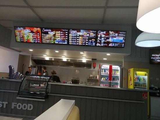 O Fast Food Montargis