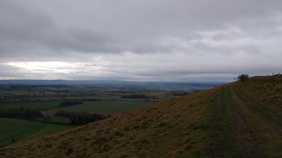 Devizes, UK: View from the top