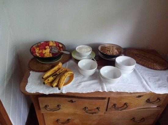 Casa de las Tias: Desayuno