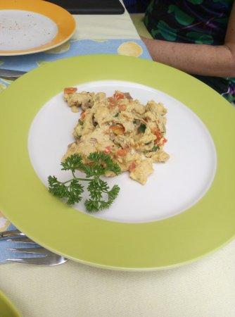 Casa de las Tias: Huevos al gusto 1r día