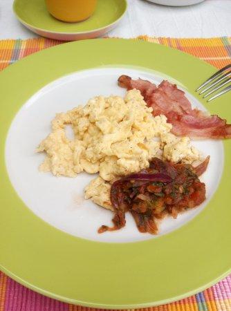 Casa de las Tias: Huevos al gusto 2o día