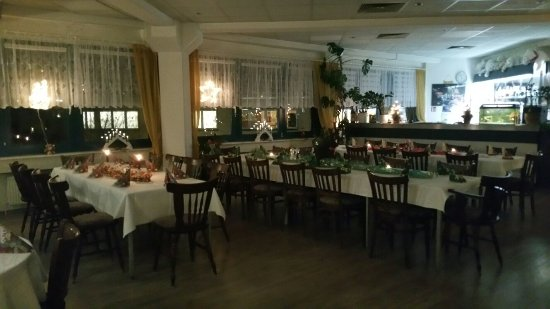 Gustrow, Germany: Restaurant Kristall