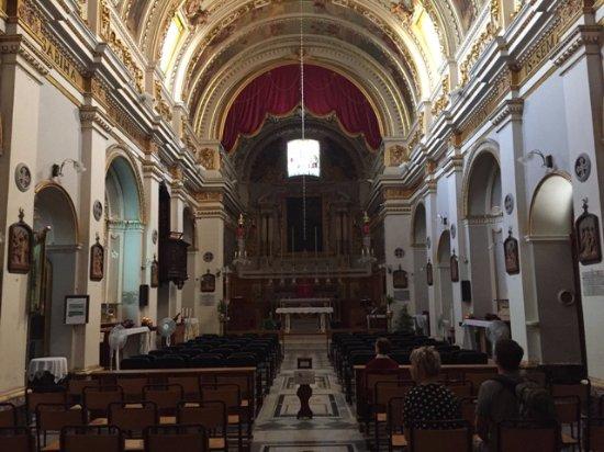 Rabat, Malta: Church of St. Francis 2