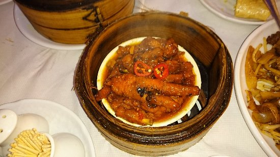 Chicken Feet Picture Of Glamorous Chinese Restaurant Manchester