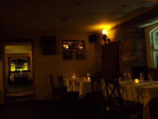 Dalkeith, UK: The Brasserie at Melville Castle