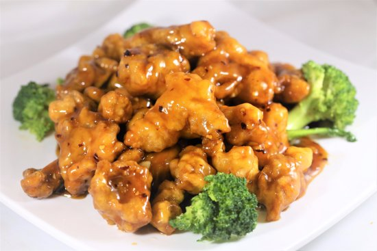 Lisle, Ιλινόις: Orange Chicken Chicken