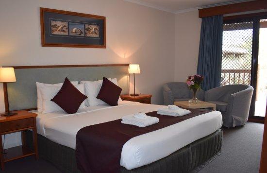 Flinders Chase, Australia: Courtyard Suite
