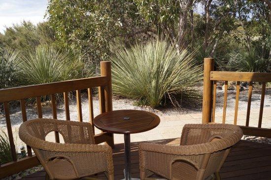 Флиндерс-Чейз, Австралия: Courtyard Suite Balcony