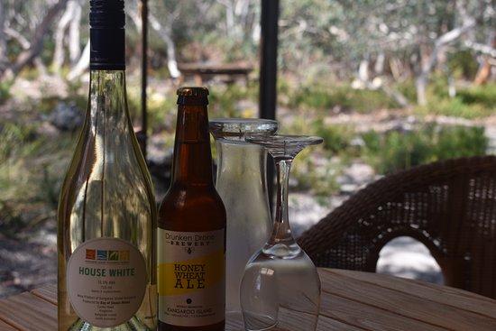 Flinders Chase, Australien: Eco Lodge Balcony View