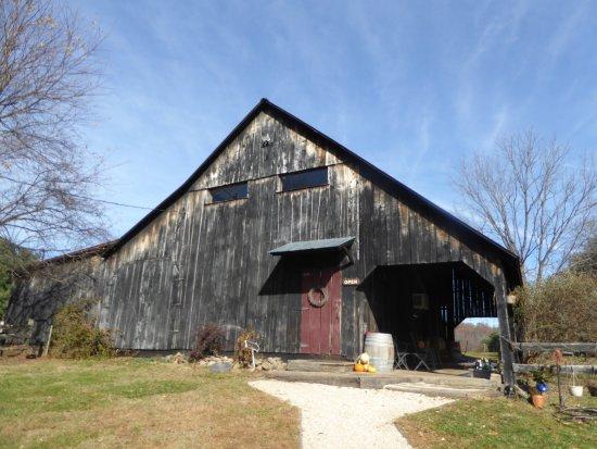 Sperryville, Virginie : Tasting Building