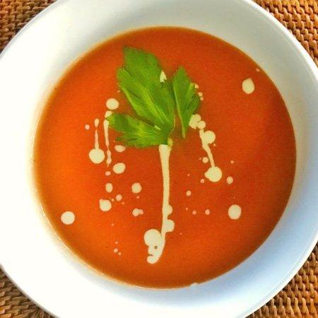 Selemadeg, Indonesia: Soup