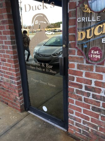 Jacksonville, NC: Ducks Grille & Bar