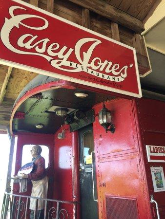 Casey Jones Restaurant Pa