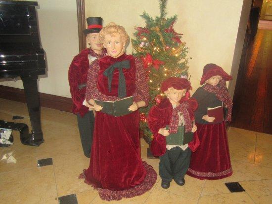 the meritage resort and spa christmas carolers meritage resort and spa napa ca