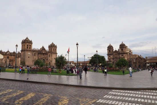 Cusco Cathedral: Plaza de Armas
