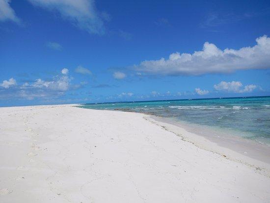 Hatenohama: はての浜から見た景色