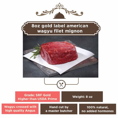 Fort Lee, NJ: Prime and beyond has been served this premium wagyu filet mignon!