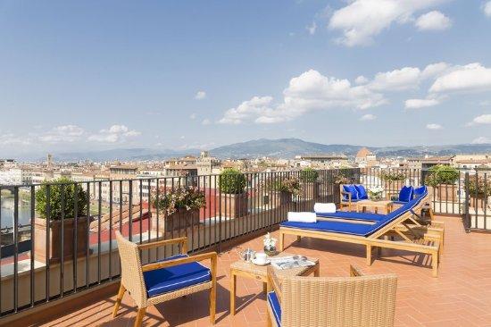 Hotel Lungarno: Suite