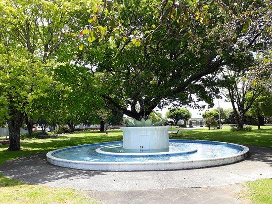 Dannevirke, نيوزيلندا: Fountain
