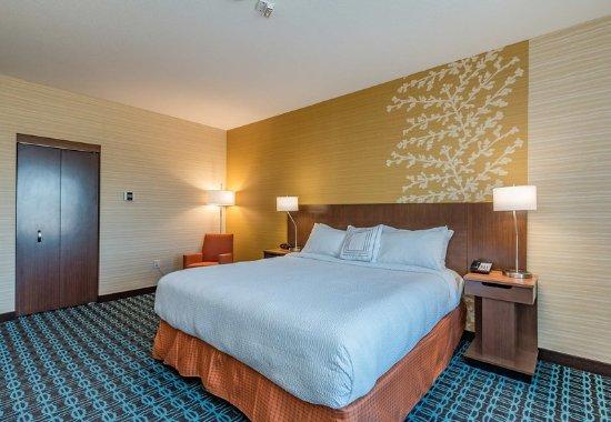 Elkhart, IN: Guest room