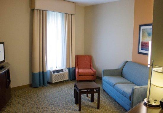 Slippery Rock, Pensilvania: Guest room