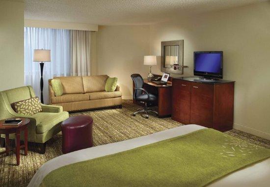 Marriott St. Louis West: Guest room