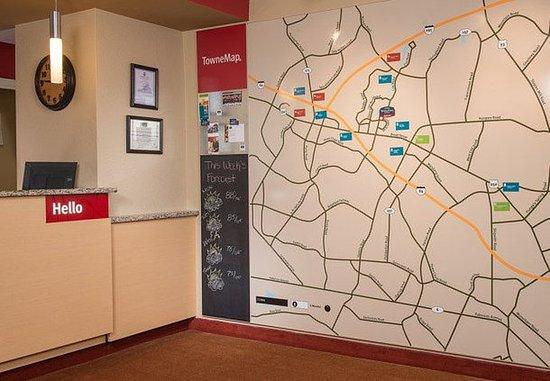 Glen Allen, VA: Map