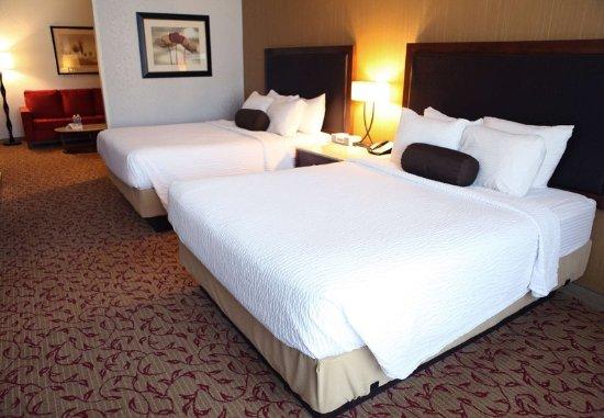 Logan, Юта: Guest room