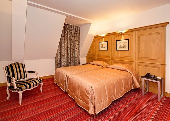 Hotel de Bourgtheroulde, Autograph Collection : Guest room