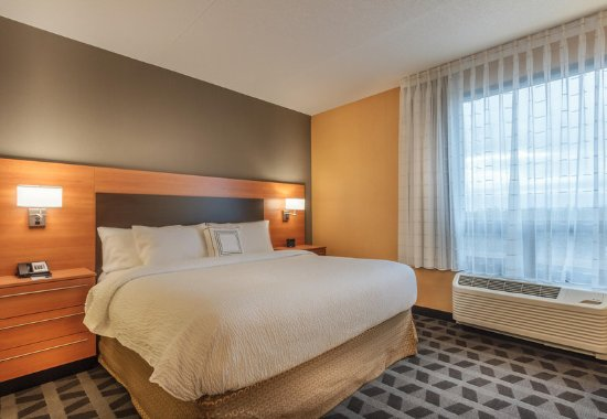 Belleville, Canada: Guest room