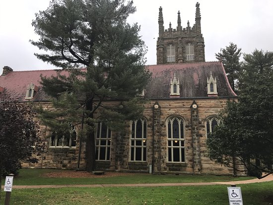 Sewanee, TN: The buildings look straight out of Europe