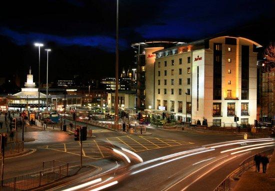 Liverpool Marriott City Centre Hotel