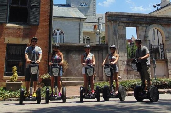 Savannah Segway History Tour in...