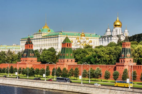 Private Walking Tour: Moscow...
