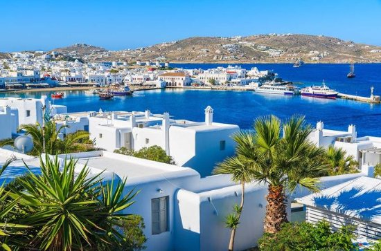Excursion à terre à Mykonos : visite...