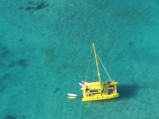 Fremantle, Australië: Capella blue waters