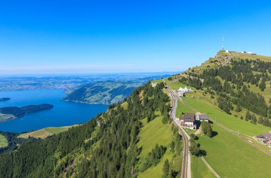 Lake Lucerne Cruise and Mt Rigi from...