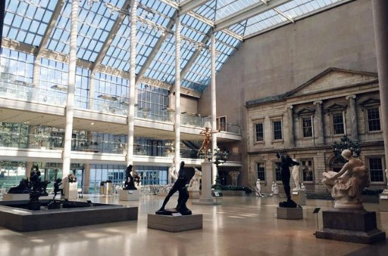 Viator VIP: EmptyMet Tour at The...