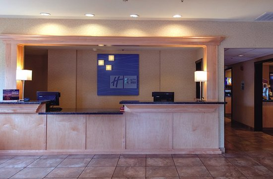 Troutdale, OR: Lobby