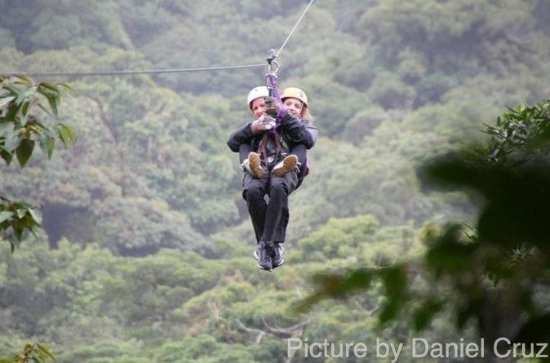 Small Group Tropical Forest Xtreme...
