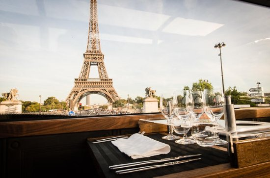 Paris City Tour and Lunch by Luxury