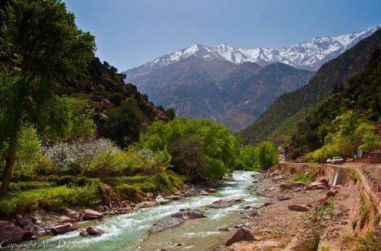Ourika Valley und Atlas Mountains...